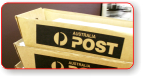 Lodgement Australia Post- Fridge Magnet Factory