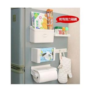 5-sets-magnetic-refrigerator-shelf-storage-rack