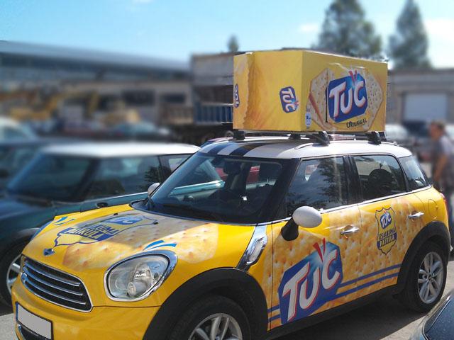 Top Advertising Ways Using Your Vehicle Fridge Magnet
