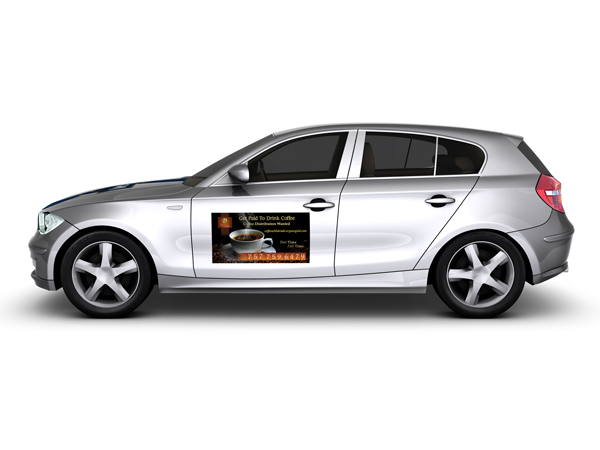 Organo-Gold-Car-Magnet_docprints.com