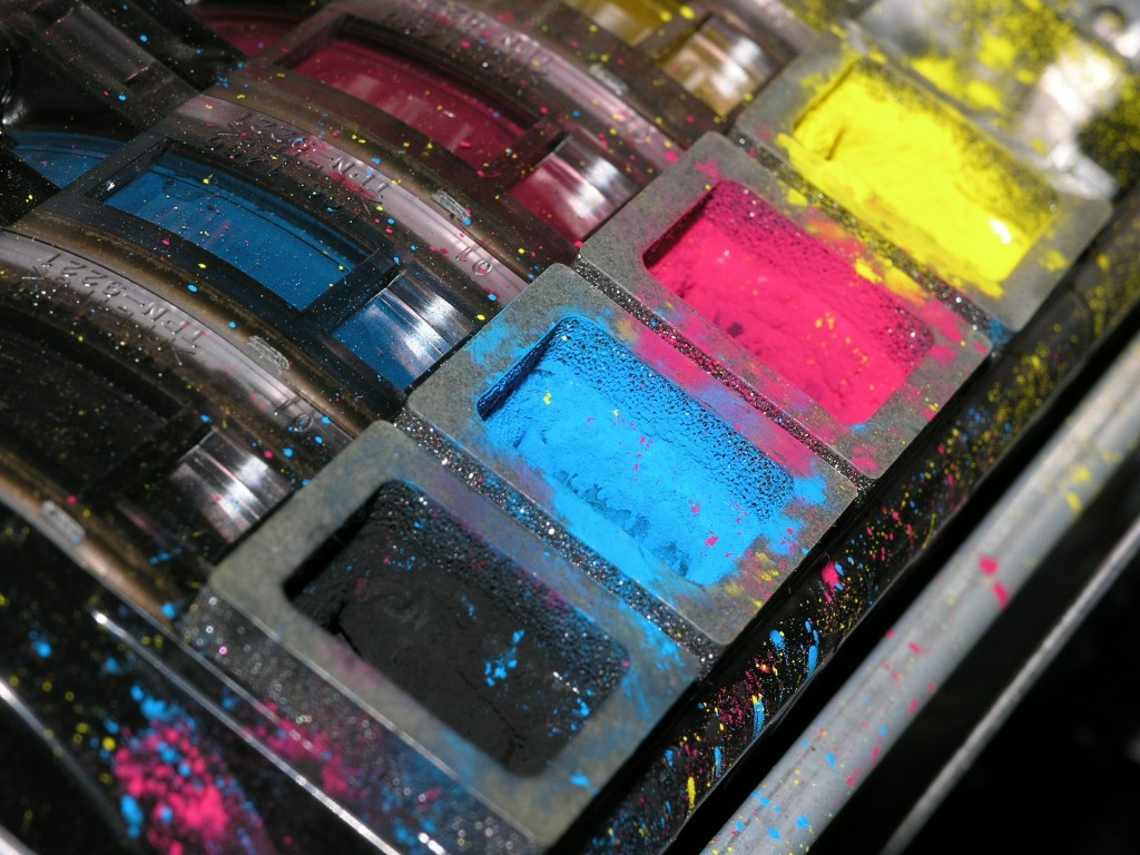 Why Is Cmyk Used In Printing